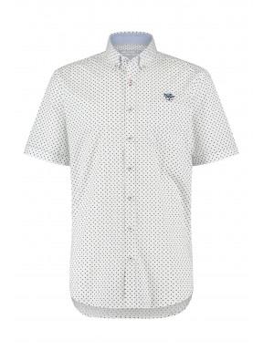 Chemise-à-imprimé-minimaliste