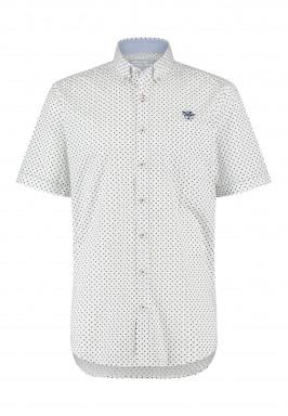 Overhemd-met-fijne-print