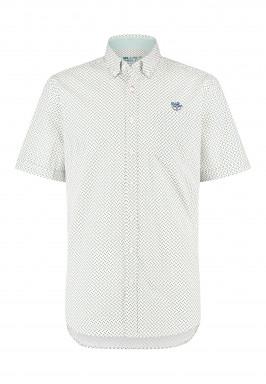 Korte-mouw-overhemd-met-stretch