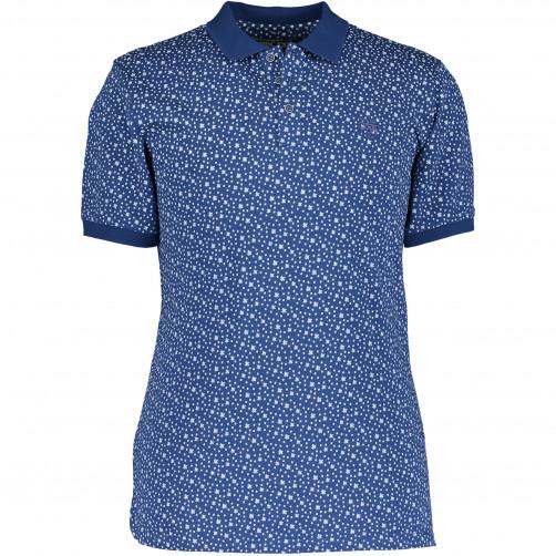 Poloshirt-met-regular-fit-en-print