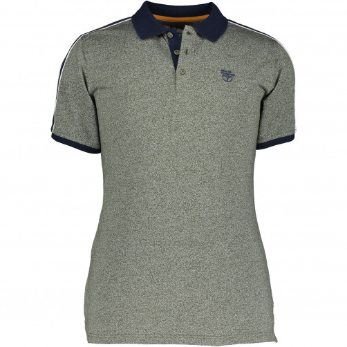 Polo-Jersey-manches-courtes-uni