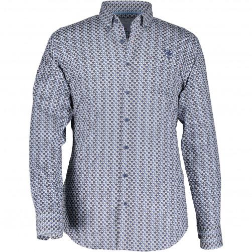 Chemise-à-regular-fit