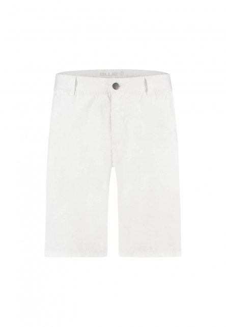 Short-met-regular-fit---blanc-uni