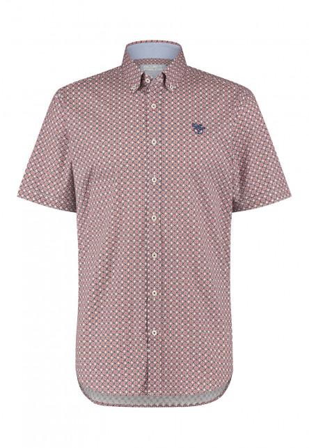 Overhemd-met-button-down